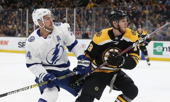 Bruins vs. Lightning: Toughest Remaining Schedule