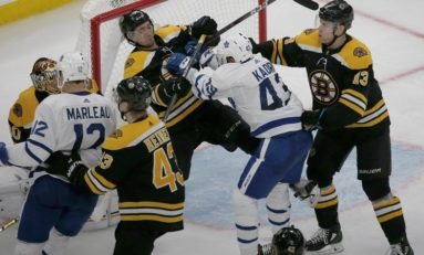 'No Easy Shifts' as First-Round Series Get Tight & Nasty