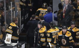 Bruins' Lowest Points of the 2019-20 Season