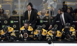 Bruins Nearing the End of Their Reign