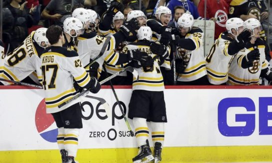 Bruins' Depth Has Propelled Them to Stanley Cup Final