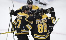 Bruins Show Resilience During Tough Two-Game Stretch