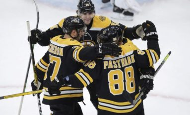 Bruins Finding Their Stride At the Right Time