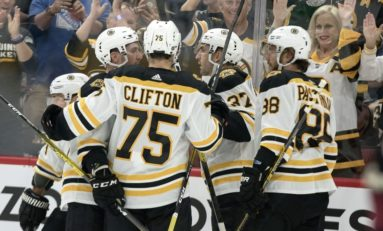 Bruins, Other Top Teams May Not Love Possible Playoff Structure