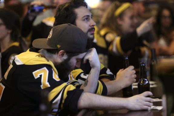 Boston Bruins fans, Game 7, 2019 Stanley Cup Final