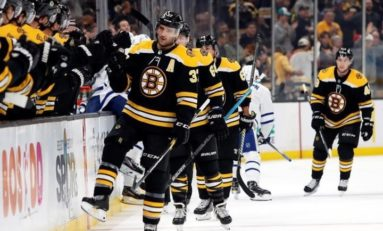 Bruins Can't Rest on Victory Over Lightning