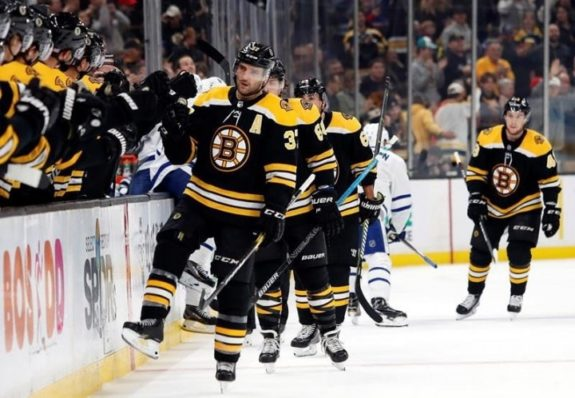 Boston Bruins Toronto Maple Leafs