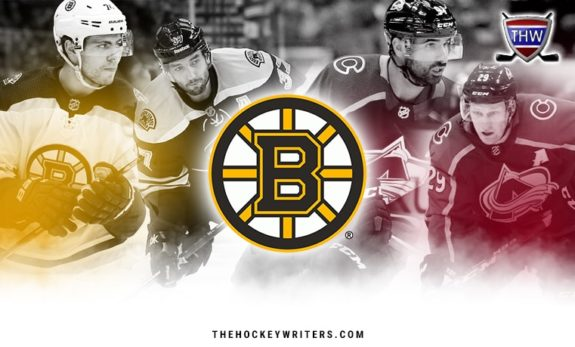 Colorado Avalanche Boston Bruins Struggle