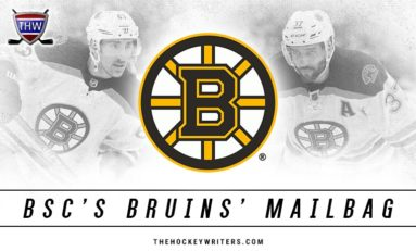 BSC's Bruins' Mailbag: Healthy Lineup, Trades, Silfverberg & More