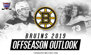 Bruins 2019 Offseason Outlook