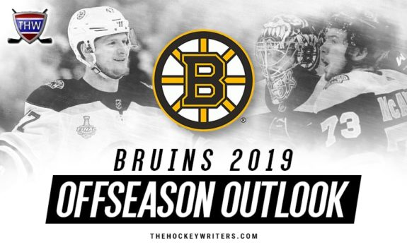 Boston Bruins 2019 Offseason Outlook