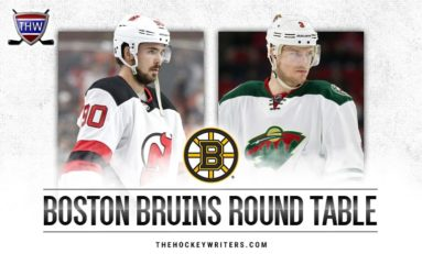 Bruins Round Table: Trade Deadline Analysis