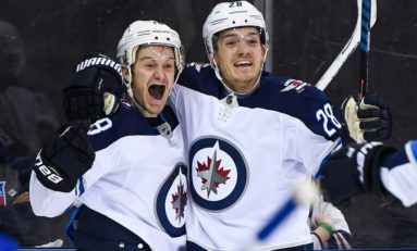 Jets' Roslovic Finally Getting a Top-Six Shot