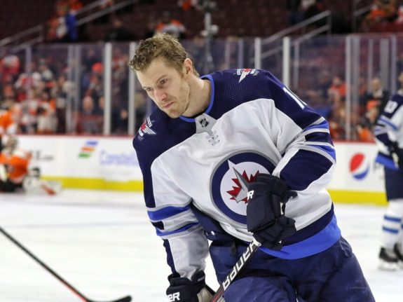 Bryan Little Winnipeg Jets