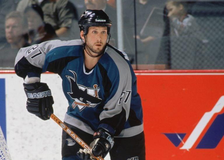Bryan Marchment San Jose Sharks