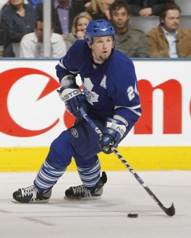 Bryan McCabe Toronto Maple Leafs