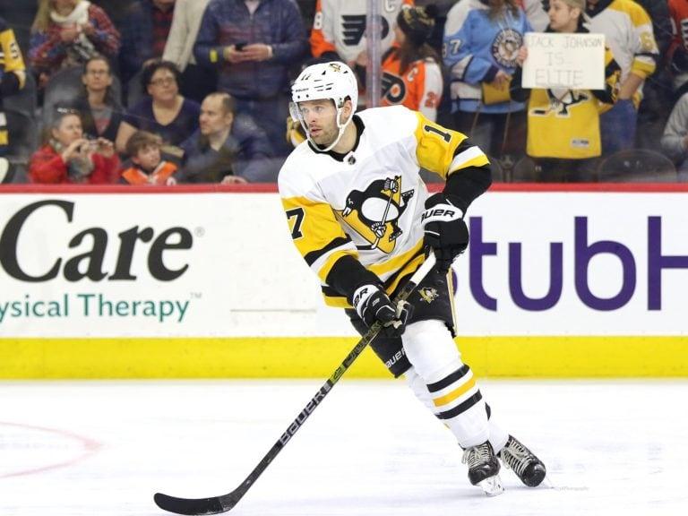 Bryan Rust Pittsburgh Penguins