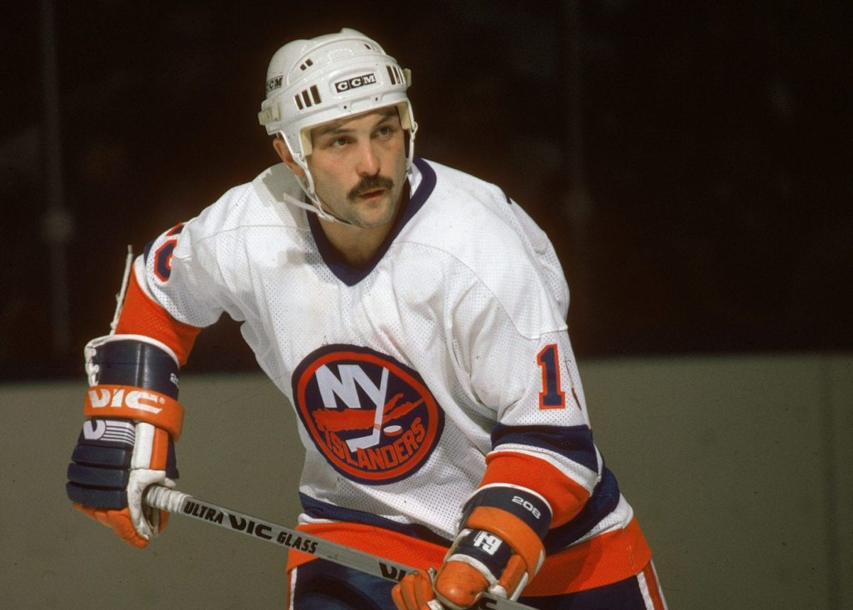 Bryan Trottier New York Islanders