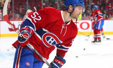 Habs Dropped The Ball With Bud Holloway