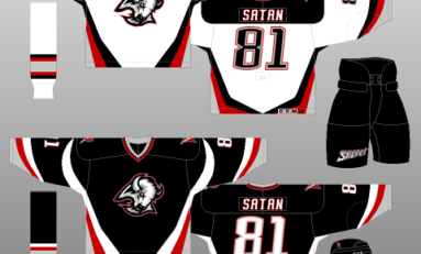 Sabres' Goat Head Jersey Could Return in 2021-22