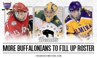 Beauts Can Add More Buffalonians to Fill up Roster