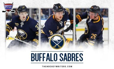 Sabres West Coast Swing Shows Signs of Success