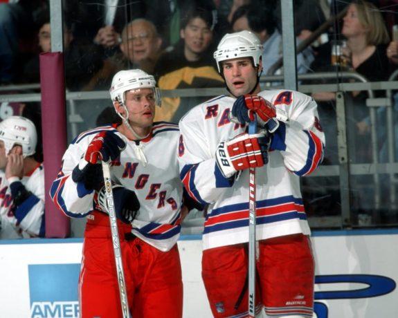 2002 Season: Pavel Bure and Eric Lindros