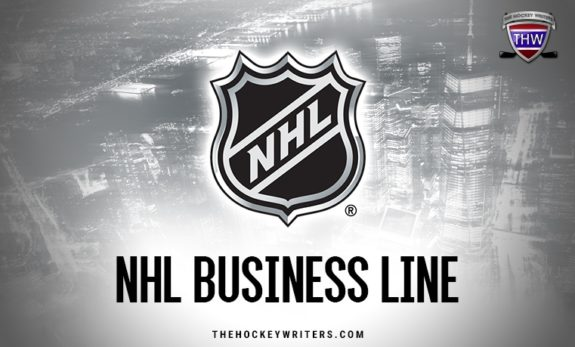 NHL Business Line