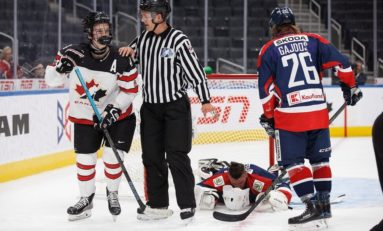 Avalanche's Bowen Byram Leading The Way for Team Canada