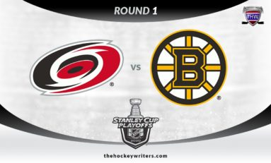 Hurricanes Seek Revenge Against Slumping Bruins