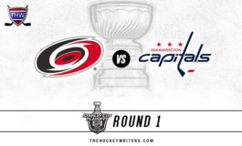 Capitals Survive Surge From Hurricanes to Take Game 1