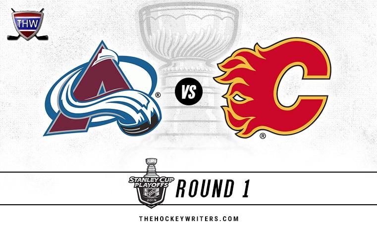 Colorado Avalanche Calgary Flames