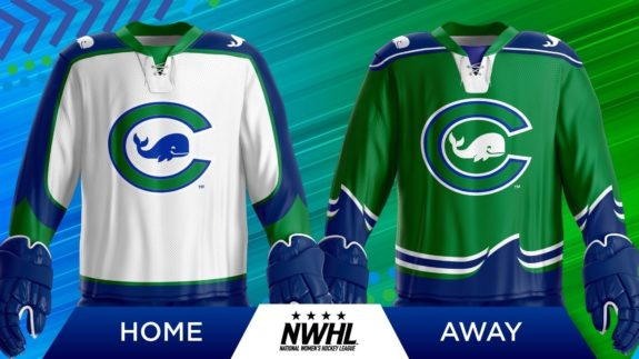 5 Players Sign NWHL Contracts, Whale Unveil New Uniforms