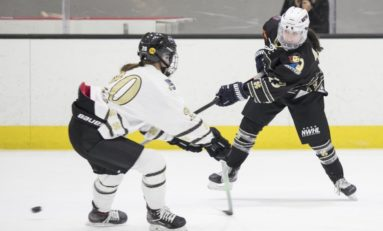 Hutchison Ready For Stretch Run with Riveters
