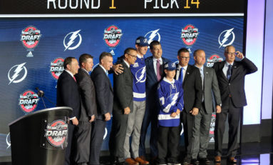 Tampa Bay Lightning Top 4 Prospects 2017