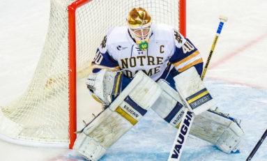 Cal Peterson Could Shutout Sabres