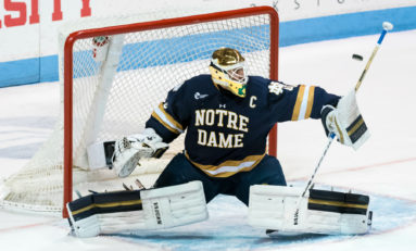 Notre Dame to the NHL: Active Fighting Irish Players