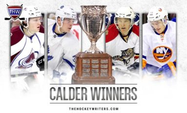 Ranking Every Calder Trophy Winner Since 2005