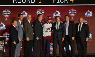 Cale Makar Makes AJHL History at 2017 NHL Draft