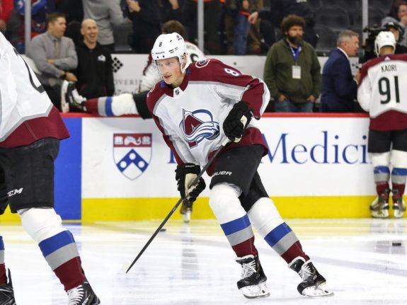 Cale Makar Colorado Avalanche