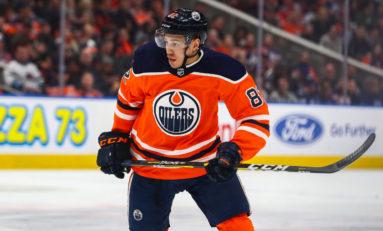 Oilers' Caleb Jones Looks to Have Breakout Season