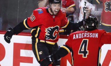 Flames Providing Home Faithful With Plenty to Cheer About