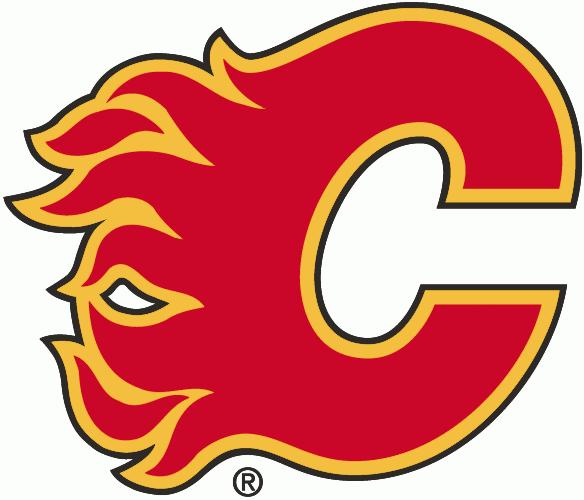 Calgary Flames logo 2016-17