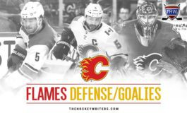Projecting Flames 2018-19 Opening Night Roster: Goalies & Defense