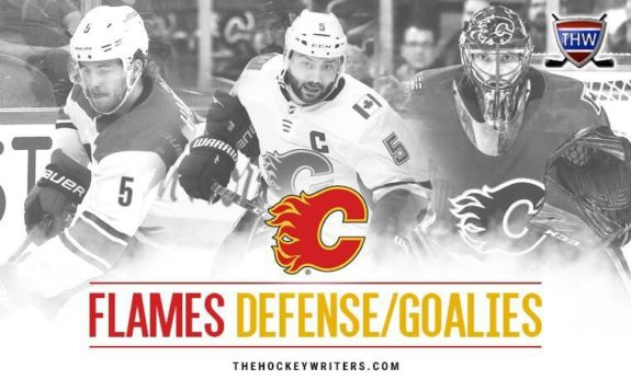 Calgary Flames Defense