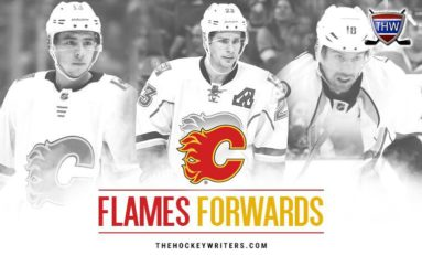 Projecting Flames 2018-19 Opening Night Roster: Forwards