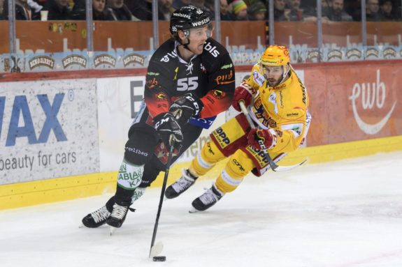 Calle Andersson, SC Bern