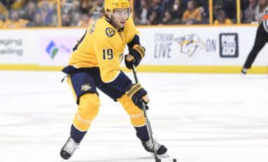 Predators Dethrone Kings With Jarnkrok's Hat Trick