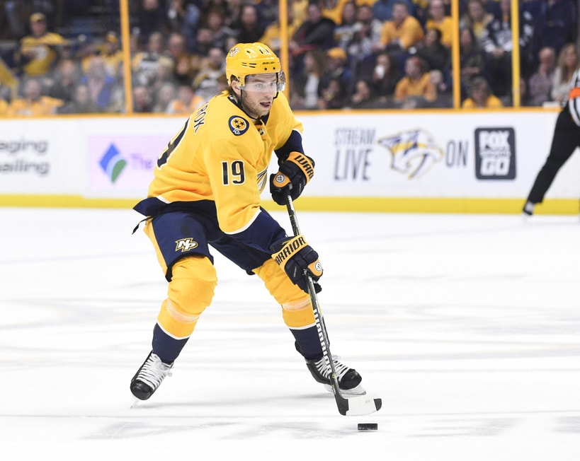 Nashville Predators Weekly: Road Woes Lead to Home Cooking