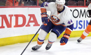 Calvin de Haan: A Bright Spot on the Blue Line